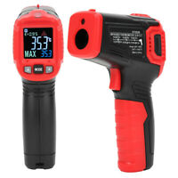 HT650B Industrial LCD Digital Infrared Thermometer Non‑Contact ‑30℃~+550℃/‑22
