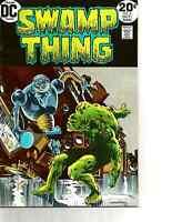 Swamp Thing #6  ( DC Comics 1973 )  Wrightson