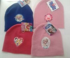 Disney Autumn Winter Hat Princess Peppa Pig Frozen Elsa Dusty No.7 Knit Beanie