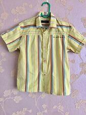 Burberry Boys Short Sleeved Shirt Size:3 Years