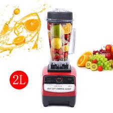 Ice Crusher Maker Machine Commercial Food Blender Milkshake Juicer Fruit Making