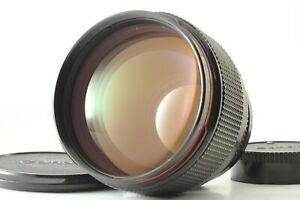 【Exc+5】 Canon New FD NFD 85mm f/1.2 L Manual Focus Portrait Lens From JAPAN