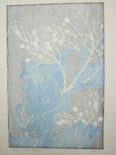 Antique (Pre - 1900) Woodcut/Block Limited Edition Print Art Prints