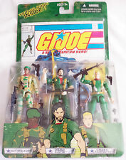 G.I. Joe - 3 Pack Action Figures - Sgt. Stalker, Doublr Clutch & Abernathy
