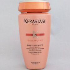 Full Size KERASTASE Discipline Bain Fluidealiste Shampoo for Unruly Hair 250ml
