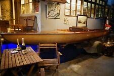 SPREEWALDKREUZER 6 mtr. Holzboot/Mahagoniboot - Motorboot UND Kanu, Bauj.36