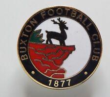 Buxton Football Club Enamel Badge - Non League Football Clubs -