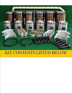 RP807 for John Deere 6068T 6068H LATE Engine Inframe Overhaul Kit 6620 7520 9400