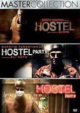 Dvd HOSTEL - La Trilogia - *** Master Collection - (Box 3 Dischi) ***......NUOVO
