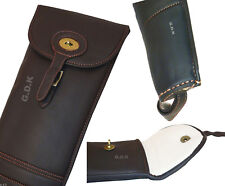 DEMO,PU LEATHER SHOTGUN SLIP, SHOT GUN SLIP, FULL ZIP GUN CASE,THICK LINING 154