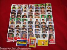 Panini WM 2010 alle 80 Update Extra Sticker als Einzelbilder Sondersticker WC 10
