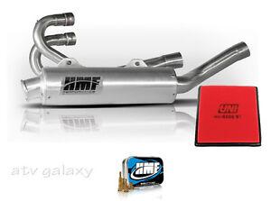 HMF Performance Full Exhaust + Jet + Uni Air Filter Polaris Predator 500 03 - 07