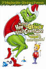 2001 DVD HOW THE GRINCH STOLE CHRISTMAS ONE VIEWING  CANADIAN