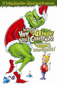 How the Grinch Stole Christmas (DVD, 2006, Canadian French)