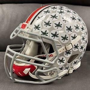 Ohio State Riddell Speed Football Helmet - Adult Large - NWT - Lots of Extras!