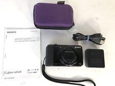Sony Cyber-shot DSC-HX10V 18.2MP Digital Camera - Black