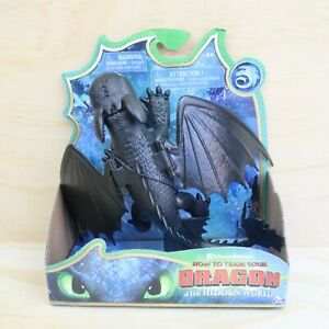 2019 How To Train Your Dragon The Hidden World Toothless Action Figure - New
