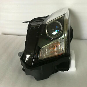 Headlight Assembly For Cadillac ATS 2013-2019【Halogen Driver Side】