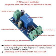 5V~48V 10A DC Alimentazione/Batteria Automatico Switch Modulo Emergenza Control