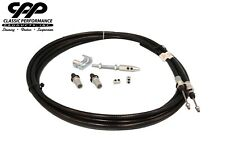 1955-59 Chevy Gmc Truck Rear Disc Conversion E-Brake Parking Brake Cables Kit (Fits: Truck)