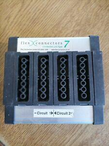 Flex 7 Connector System 4 Way Connection Unit..