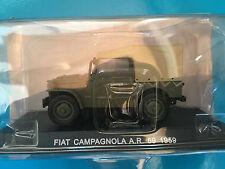"""STERBEN CAST """" FIAT CAMPAGNOLA A.R. 59 - 1959 """" 1/43 CARABINIERI"""