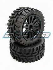 Traxxas 1/16 Mini Revo/Summit Off Road Rubber Wheel Tire Set 2pcs