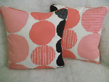 Designers Guild Tribeca 1 Pair of 18 Inch Cushion Covers