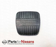 GENUINE NISSAN CLUTCH OR BRAKE PEDAL PAD M/T MANUAL TRANS - FITS MANY VEHICLES