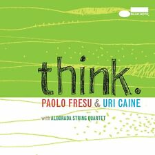 Paolo Fresu & Uri Caine With Alborada String Quartet - Think ( CD - Album )