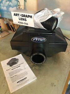 Artograph Super Prism Opaque Art Image Projector 2 Lens In Original Box 225-190