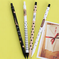 4PCS 0.5mm Cute Kawaii Mechanical Pencil Automatic Pen For Kid School Supplies