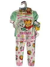 Girls Sz 2t Daniel Tiger Pajamas