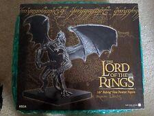 "NECA 16"" Balrog Fine Pewter Figur Statue Herr der Ringe lotr Gandalf Hobbit"