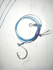 castable shark rig 1.3  mtr 98kg with 12/0 s/s circle hook