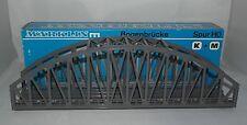 MÄRKLIN MARKLIN H0 : 7263 Ponte ad arco cm 36 nuovo in or. box : anno 1973 +