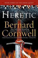 Heretic by Bernard Cornwell