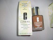 Clinique Superbalanced Makeup Golden 15 (D-G), 1.0 oz New In Box