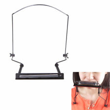 10 Holes Harmonica Neck Holder Adjustable Mouth Organ Stand Harmonica Harp Rack