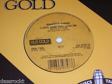 "7"" - Maureen Evans / Like i do & I love how you love me - UK 1988 # 2348"