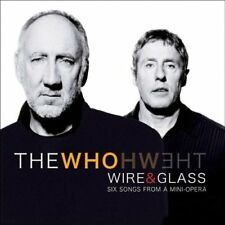The Who-Wire and Glass CD EP  Very Good