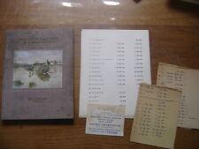Catalogue Vente aux Encheres 1959 COLLECTION LADY KENT tableaux modernes anciens