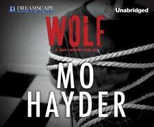 Wolf  by Mo Hayder (2014) Unabridged audiobook on CDs