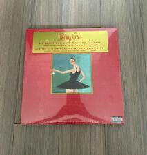 Kanye West My Beautiful Dark Twisted Fantasy Limited Edition Triple Vinyl 3 LP ✅