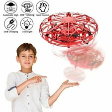 Easy Indoor Small UFO Flying Ball Hand Free Mini Drone Electronic Toys for Kids