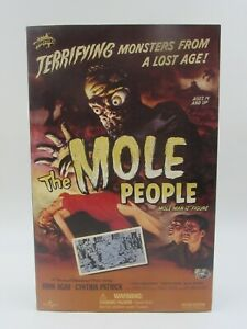 """Sideshow Collectibles The Mole People Mole Man 12"""" Figure Universal Monsters New"""