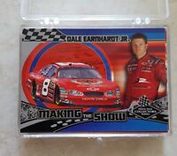 2005 PRESS PASS COLLECTOR SERIES MAKING THE SHOW COMPLETE INSERT SET OF 27
