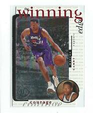 1996-97 UD3 The Winning Edge #W18 Marcus Camby Raptors