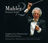 Benjamin Zander - Mahler: Symphony No. 2 Resurrection [CD]
