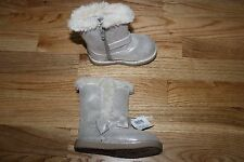 DORA THE EXPLORER WARM FUR WINTER BOOTS SIZE 5 NEW WITHOUT  BOX